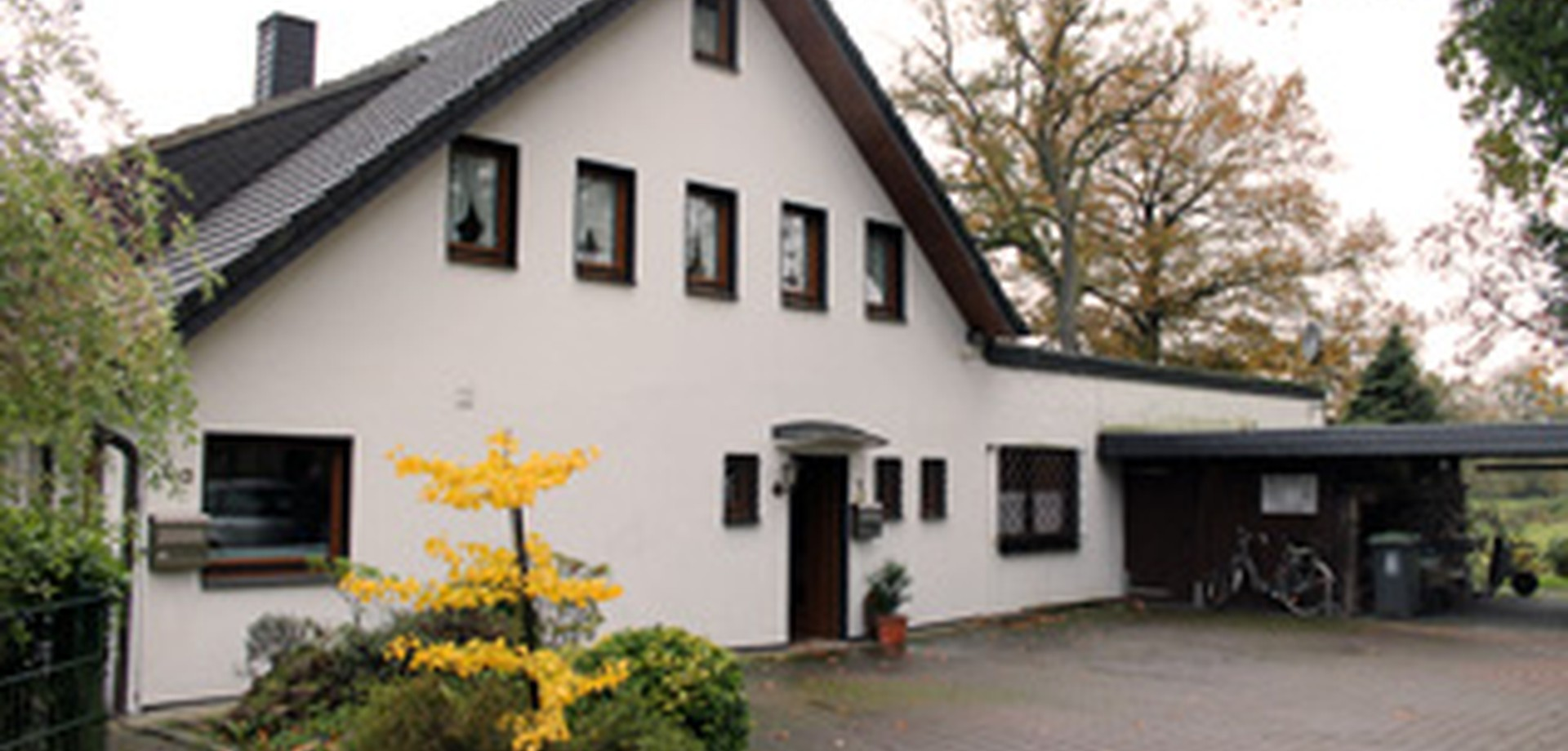 Haus Wohngruppe Stockwiese